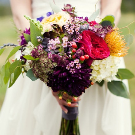 colorful wedding colorado, colorado wedding planner, winter park wedding