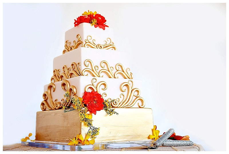 Denver Wedding Planner, colorado day of coordination, rustic wedding cake, maharani wedding, indian wedding
