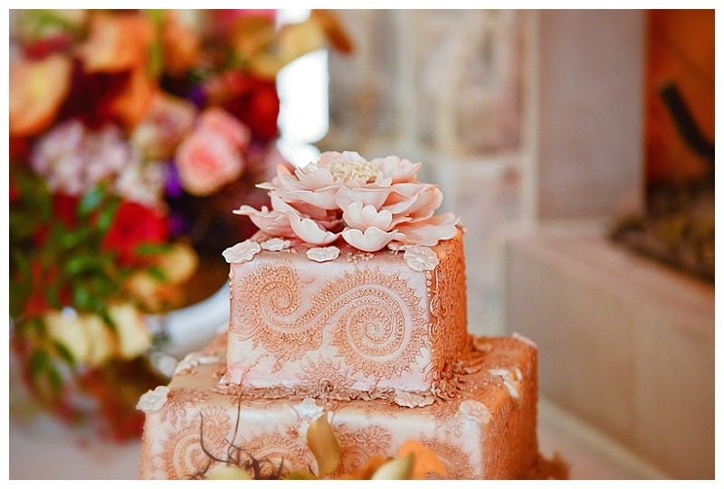 Denver Wedding Planner, colorado day of coordination, rustic wedding cake, elegant wedding cake