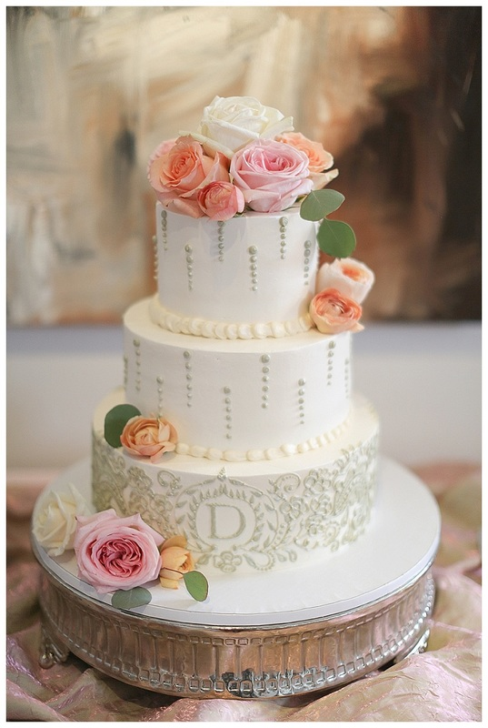 peach wedding cake gallery sweetly paired colorado wedding planner sweetly 18146