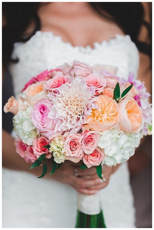 Denver wedding planner, colorado wedding coordination, peach wedding