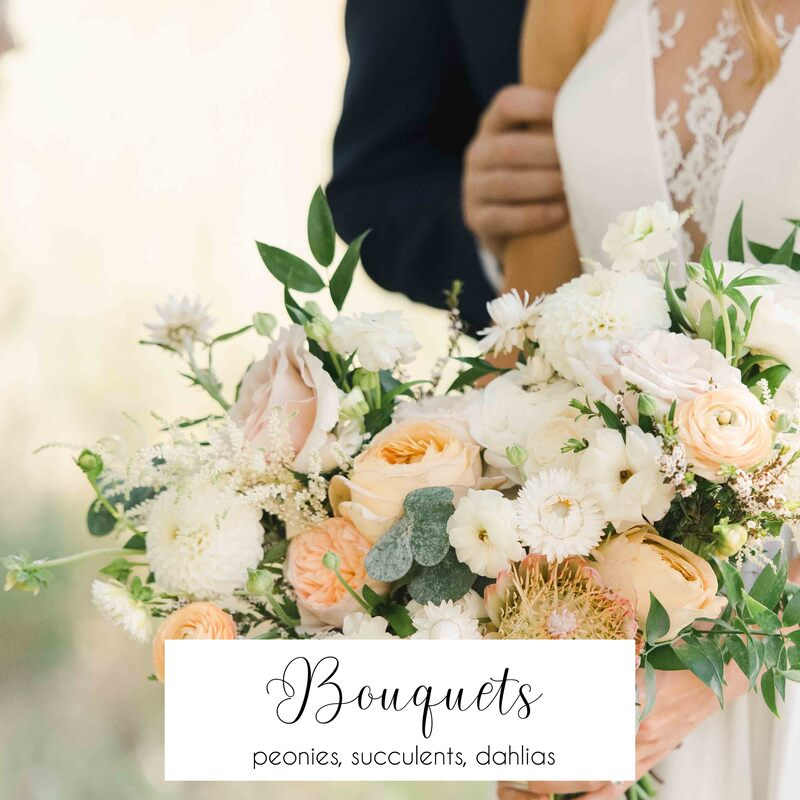 bridal bouquet inspiration websites