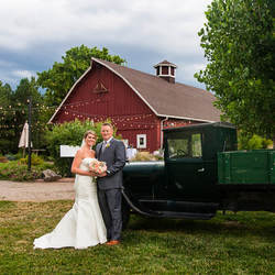 Colorado wedding planner, bridal portrait, wedding transportation, rustic wedding, barn wedding