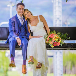 gondola ride, beautiful bride and groom, colorado wedding planner, adventure wedding, destination wedding, mountain wedding