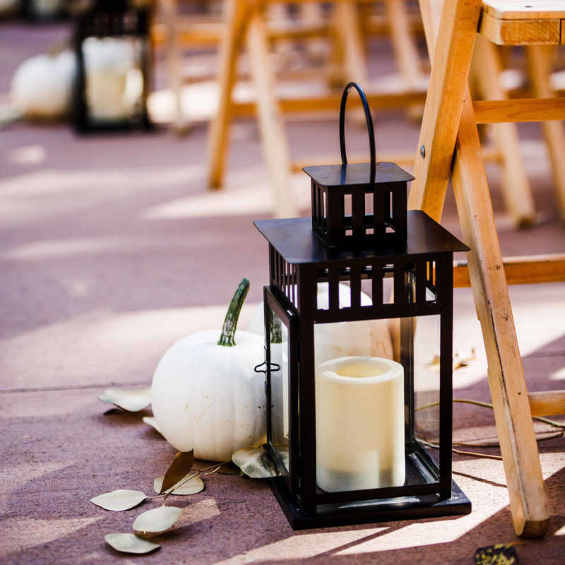 Vail wedding planner, fall wedding colorado, donovan pavilion wedding, lantern aisle wedding