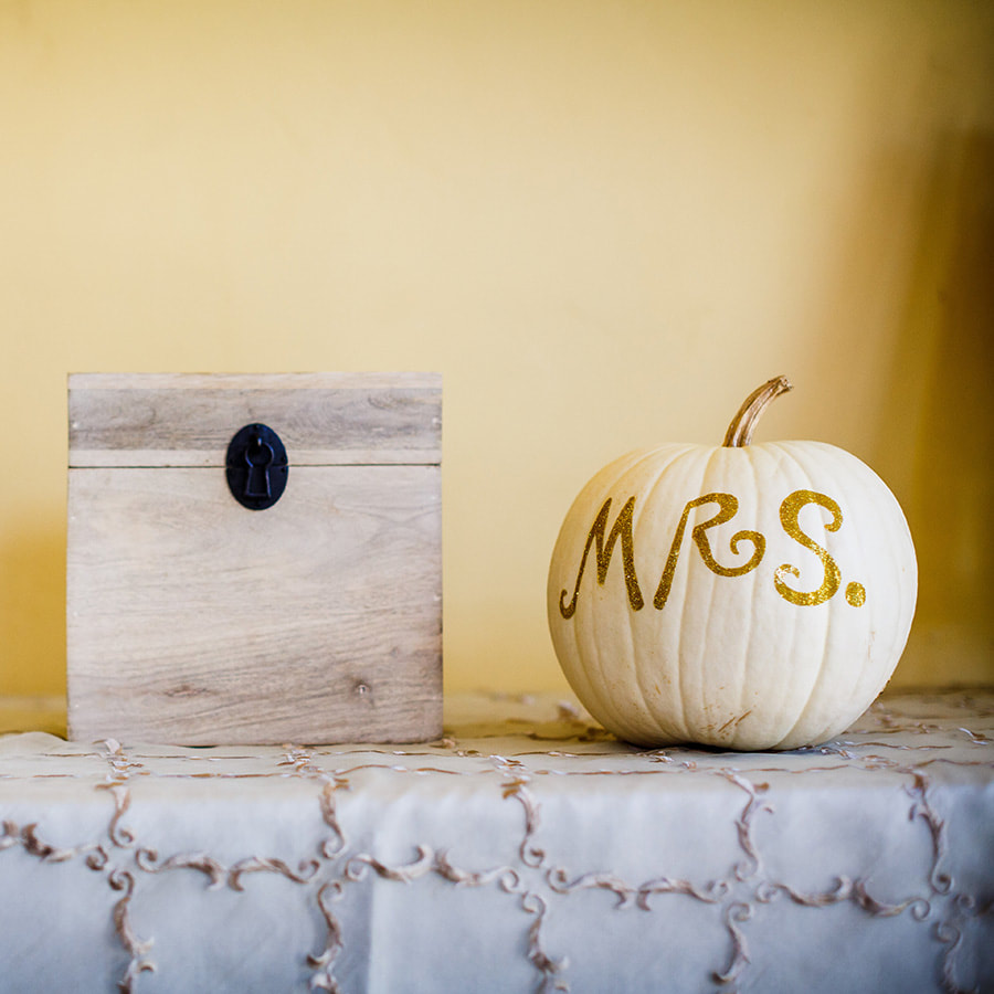 white pumpkins wedding, Vail wedding planner, fall wedding colorado, donovan pavilion wedding
