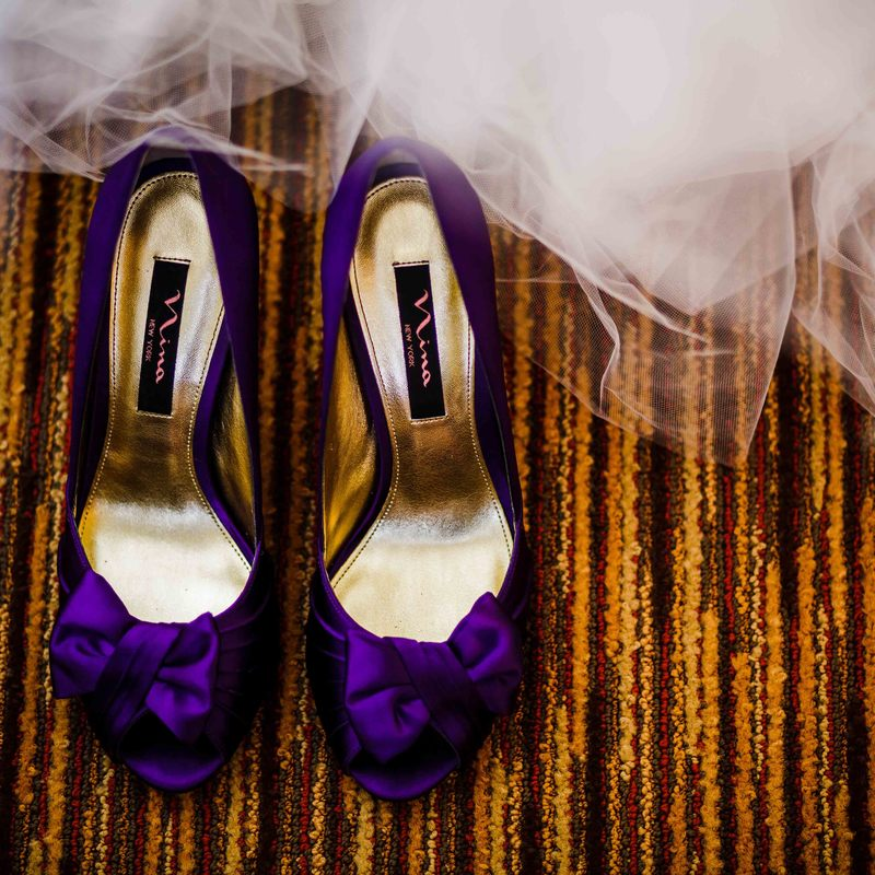 Vail wedding planner, fall wedding colorado, donovan pavilion wedding, something blue, blue wedding shoes